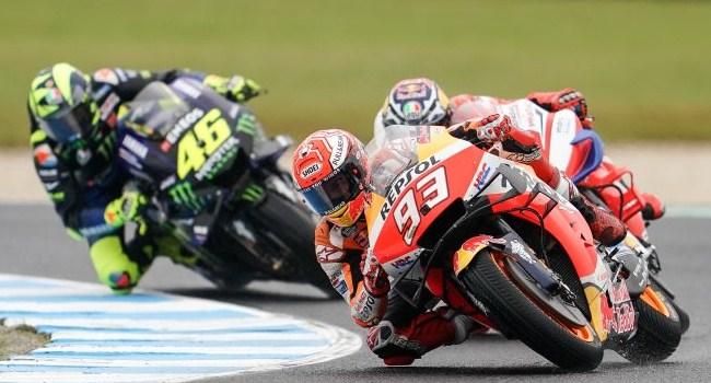 Cassano: Rossi Menangkan Semua Balapan Jika Pakai Motor Marquez