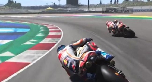 Marquez Sindir Adiknya Cuma Jago di Race Virtual