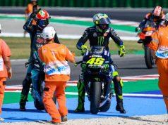 Dapat Podium 'Hibah', Rossi: Terima Kasih Quartararo!