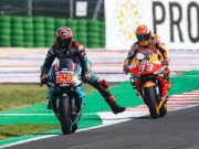 Marquez: Quartararo Kandidat Kuat Juara MotoGP 2020