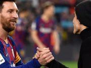 Marquez: Saya Hampir Mati Ternyata Messi Tahu Nama Saya