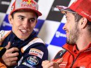 Bocor! Dovi Tawarkan Diri Setim dengan Marquez di Honda