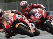Ducati Masih Berharap Bisa 'Rampas' Marquez dari Honda