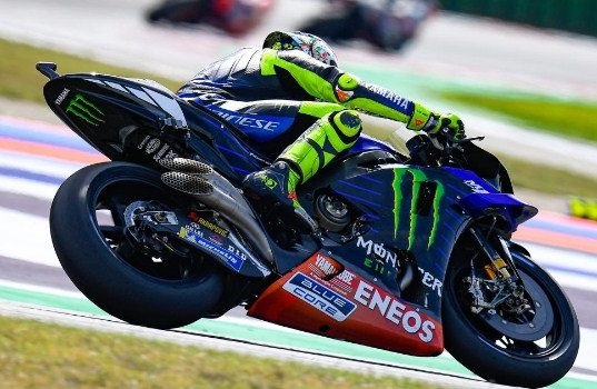 Jadwal Race Virtual MotoGP San Marino 2020