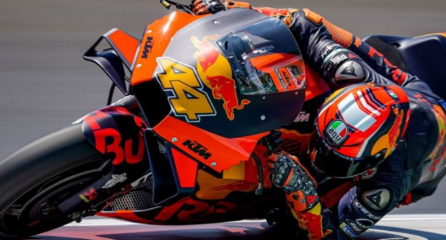 Pol Tercepat di Hari Pertama Tes MotoGP 2020 San Marino