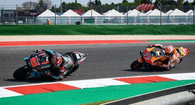 Quartararo: Latihan MotoGP Makin Berat Karena Marquez