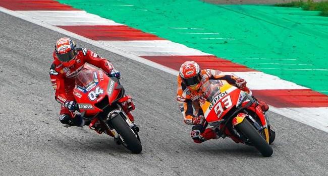 Ducati Ungkap Gaji Sebenarnya Marquez di Honda 1,27 Triliun
