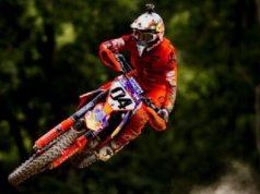 Kecelakaan Motocross, Dovi Dilarikan ke Rumah Sakit