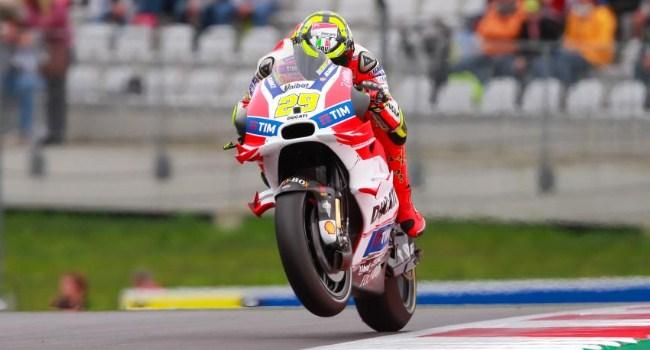 Pengamat: Iannone Bisa Kembali ke Ducati Bareng Miller