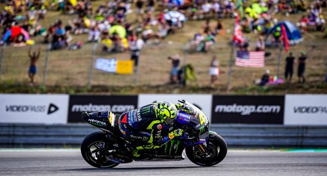 Repotnya Persiapan MotoGP Balapan Saat Corona
