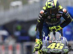 Ternyata Rossi Hampir Pensiun di Akhir MotoGP 2012