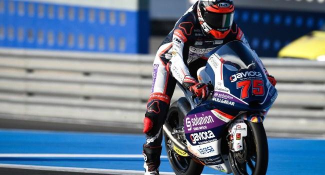 Klasemen Sementara Moto3 Usai GP Andalusia 2020