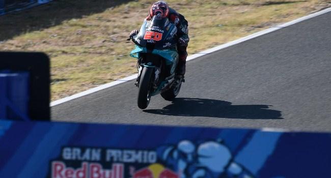 Klasemen Sementara MotoGP Usai GP Andalusia 2020