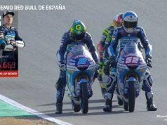 Hasil Latihan Bebas 1 Moto3 Spanyol 2020