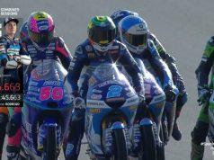 Hasil Latihan Bebas 3 Moto3 Spanyol 2020