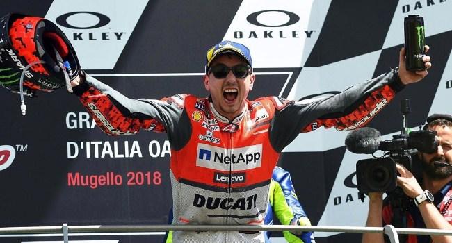 Diam-diam Lorenzo Sedang Negosiasi dengan Ducati