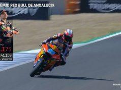Hasil Latihan Bebas 3 Moto2 Andalusia 2020