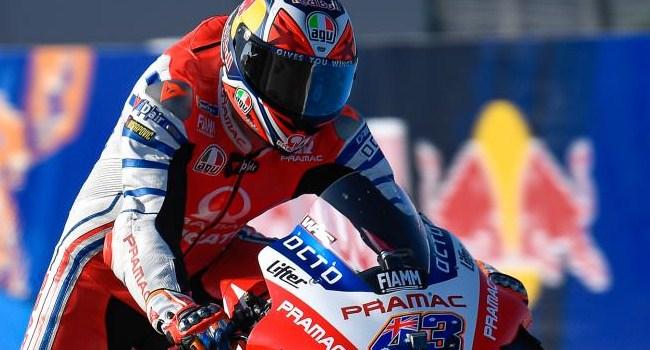Miller Pilih Stoner Jadi Rekan Setim di Ducati 2021