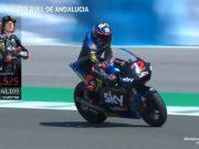Hasil Latihan Bebas 1 Moto2 Andalusia 2020