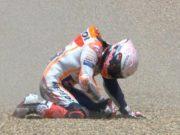 MotoGP Spanyol: Honda Konfirmasi Marquez Patah Lengan Kanan