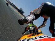 Ternyata Ini Penyebab Kecelakaan Marquez di Jerez