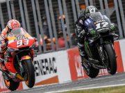 Strategi Vinales Bekuk Marquez di MotoGP 2020