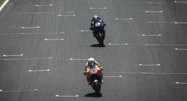 Resmi! Marquez Absen di MotoGP Andalusia