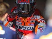 Akhirnya Marquez Bicara Penyebab Kecelakaan di Jerez