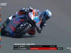 Hasil Latihan Bebas 3 Moto2 Spanyol 2020