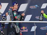 Yamaha Semakin di Depan: Quartararo, Rossi, Vinales Borong Podium Andalusia