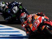 Hasil Tes Resmi Jerez MotoGP 2020