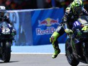 Yamaha Senang Rossi Masih Beringas di Lintasan