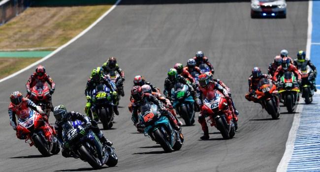 Jadwal Race MotoGP Andalusia 2020