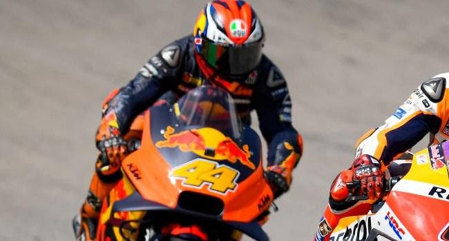 Pol: Honda Ingin Saya Bekuk Marquez