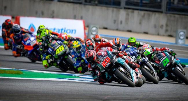 Thailand Berharap Bisa Gelar MotoGP 2020 di November