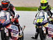 Klasemen Sementara Moto3 usai GP Austria 2020