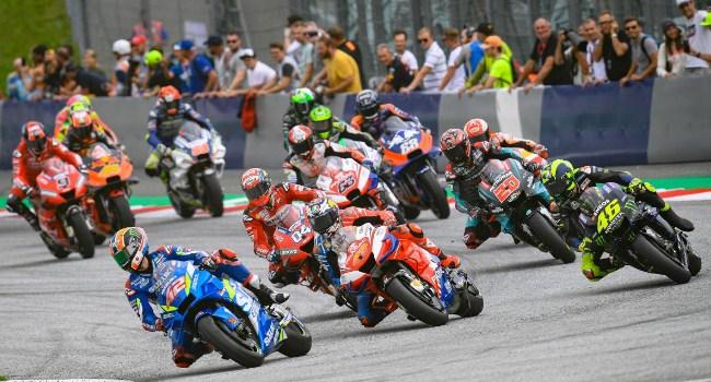 Jadwal Race MotoGP Austria 2020