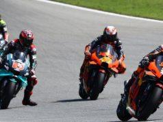Sangarnya KTM 2020 Sampai Bikin Rossi Ketakutan