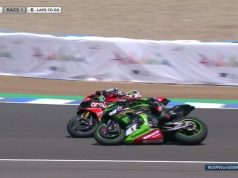 Hasil Race 1 World Superbike Spanyol 2020