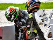 Penyebab Tabrakan Zarco vs Morbidelli di MotoGP Austria