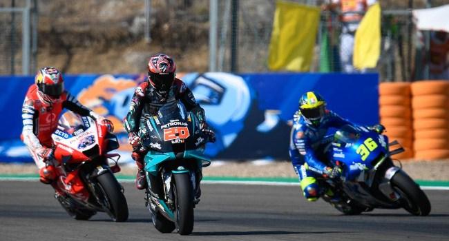 Ada 3 Balapan Beruntun MotoGP Sepanjang Agustus