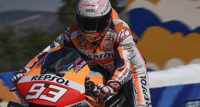 Marquez Kecelakaan 120 Kali Sebelum Patah Lengan di Jerez