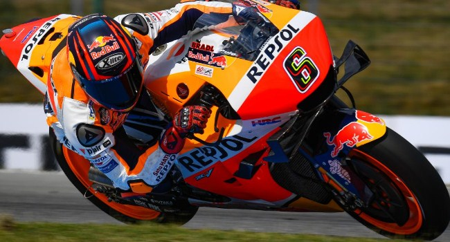 Bradl Gantikan Marquez di MotoGP Ceko 2020