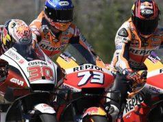 Repsol Honda Curhat Menderita Tanpa Marquez