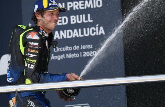MotoGP Ceko: Selangkah Lagi Rossi Menuju Podium ke-200