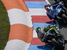 Aksi Rossi di Ceko lebih Baik Ketimbang Podium Andalusia