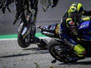 Gosip: Rossi Pensiun Setelah Kecelakaan Austria, Marini ke Petronas 2021