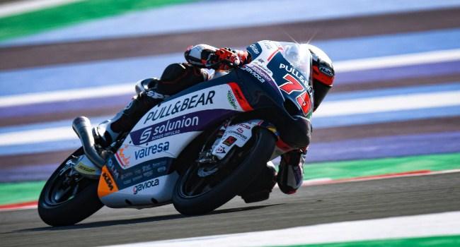 Klasemen Sementara Moto3 Usai GP San Marino 2020