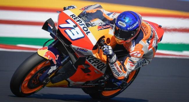Begini Saran Marquez ke Alex Cara Jinakkan Honda