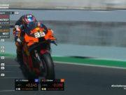 Hasil Latihan Bebas 2 MotoGP Emilia Romagna 2020